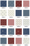 Fat Quarter Bundle Cunningham 33pc