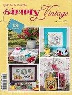 No 31 Zomer 2019 - Simply Vintage Engelse Versie