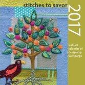 Stitches-to-Savor-2017-Wall-Art-Kalender