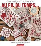 AU-FIL-DU-TEMPS...-CARTONNAGE-ET-POINT-DE-CROIX