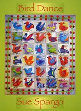 Bird Dance - Sue Spargo